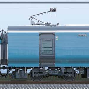 JR東日本E261系「サフィール踊り子」モロE261-101