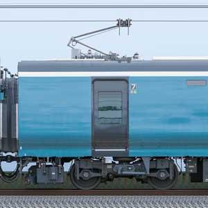 JR東日本E261系「サフィール踊り子」モロE261-201