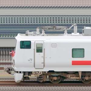 JR東日本E491系電気・軌道総合試験交直流電車「East i-E」