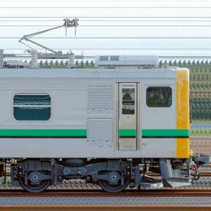 JR東日本E493系クモヤE492-1