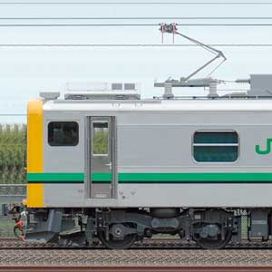 JR東日本E493系