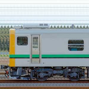 JR東日本E493系クモヤE493-1
