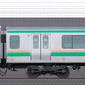 JR東日本E231系サハE231-1026