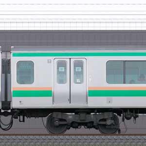 JR東日本E231系サハE231-1027