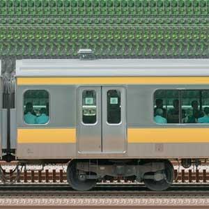 JR東日本E231系サハE231-103