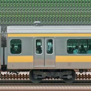 JR東日本E231系サハE231-104