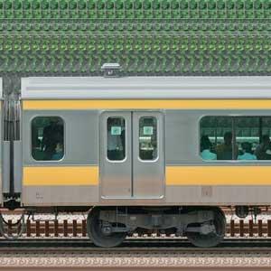 JR東日本E231系サハE231-105