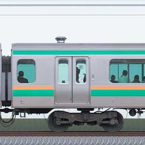 R東日本E231系サハE231-1080