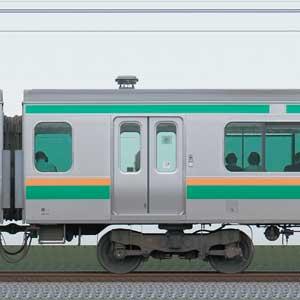 JR東日本E231系サハE231-1124