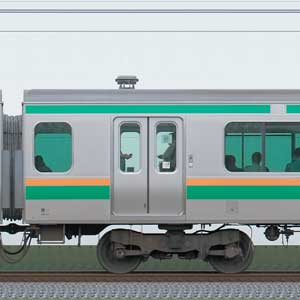 JR東日本E231系サハE231-1125