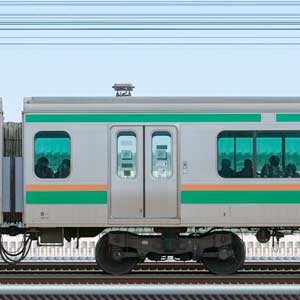 JR東日本E231系サハE231-1129