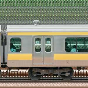 JR東日本E231系サハE231-124