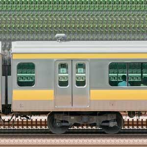JR東日本E231系サハE231-125