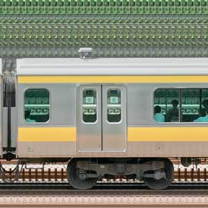 JR東日本E231系サハE231-126