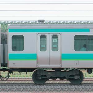 JR東日本E231系サハE231-142
