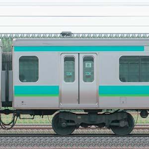 JR東日本E231系サハE231-143
