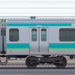 JR東日本E231系サハE231-161