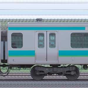 JR東日本E231系サハE231-181