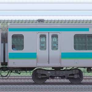 JR東日本E231系サハE231-182