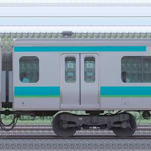 JR東日本E231系サハE231-183