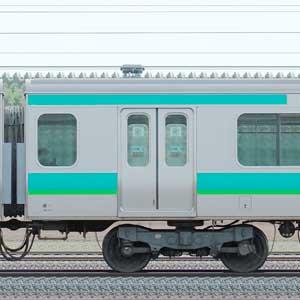 JR東日本E231系サハE231-195