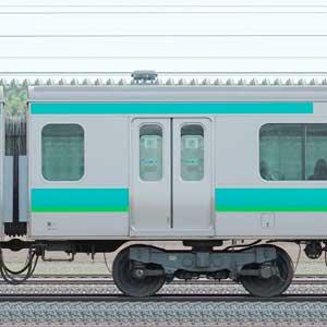 JR東日本E231系サハE231-198