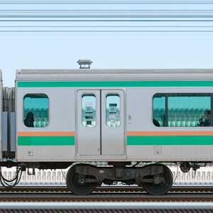 JR東日本E231系サハE231-3001