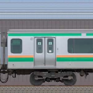JR東日本E231系サハE231-3048