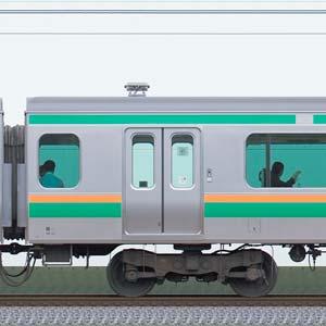 JR東日本E231系サハE231-3062