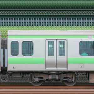 JR東日本E231系サハE231-4601