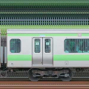 JR東日本E231系サハE231-501