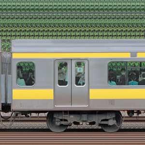 JR東日本E231系サハE231-540(線路設備モニタリング装置対応車)