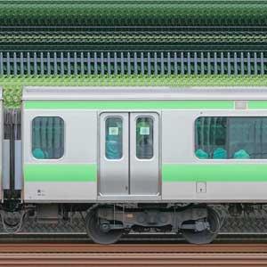 JR東日本E231系サハE231-601