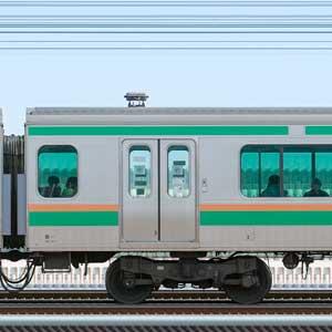 JR東日本E231系サハE231-6045