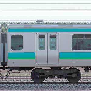 JR東日本E231系サハE231-61