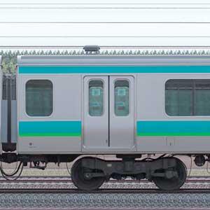 JR東日本E231系サハE231-62