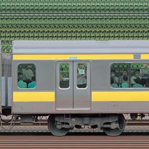 JR東日本E231系サハE231-640