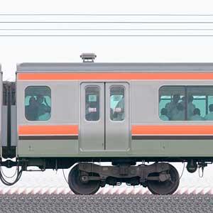JR東日本E231系サハE231-64(線路設備モニタリング装置搭載車)