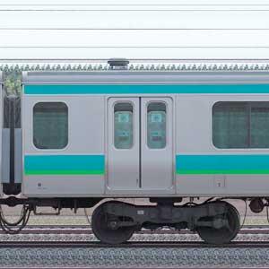 JR東日本E231系サハE231-66