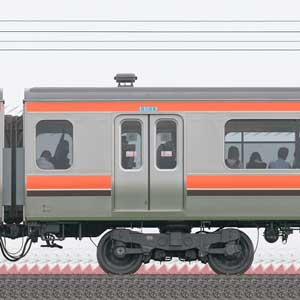 JR東日本E231系900番台サハE231-901