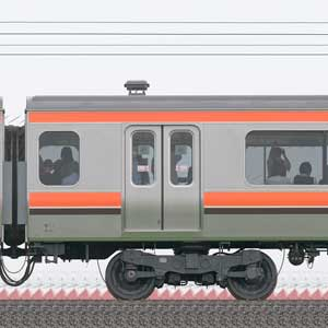JR東日本E231系900番台サハE231-903