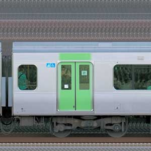 JR東日本E235系サハE234-1