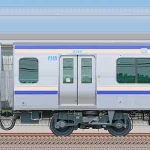 JR東日本E235系1000番台サハE235-1001