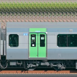 JR東日本E235系サハE235-12
