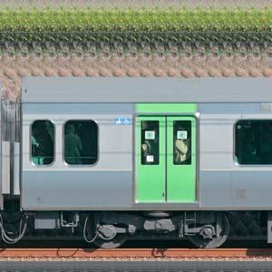 JR東日本E235系サハE235-4611
