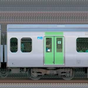 JR東日本E235系サハE235-4620