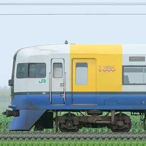 JR東日本 255系Be-02編成(海側)