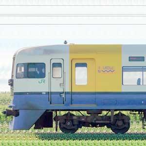 JR東日本 255系Be-03編成(海側)