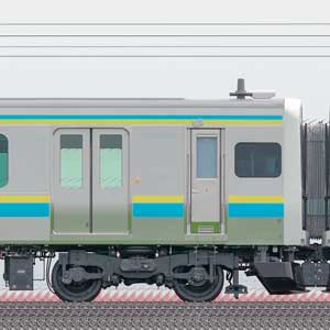 JR東日本E131系クハE130-1