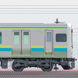 JR東日本E131系クハE130-2